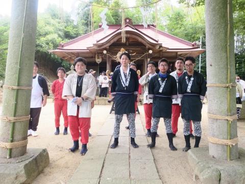 「三村須賀神社祇園祭7月21日」⑳