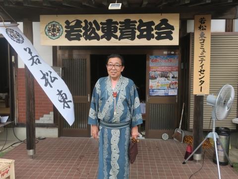 「若松東納涼祭」 (2)