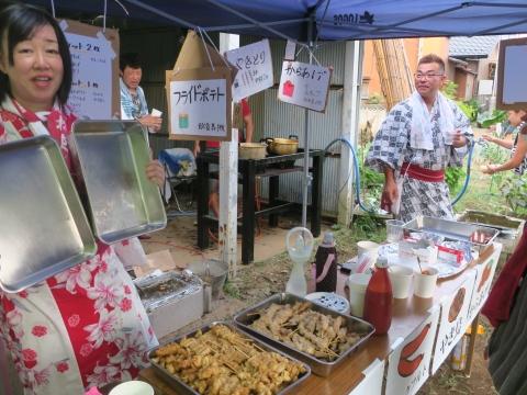「若松東納涼祭」 (5)