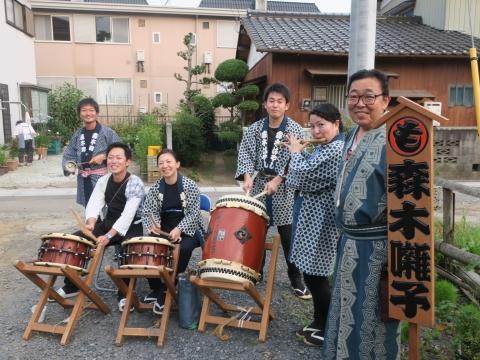 「若松東納涼祭」 (12)