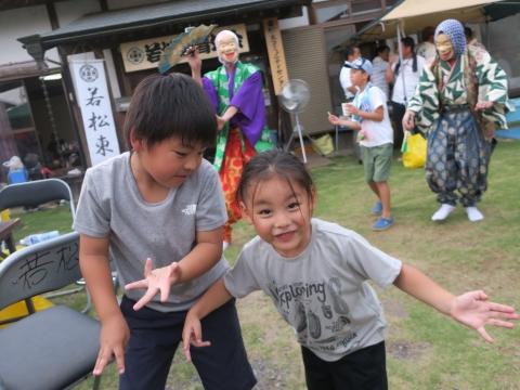 「若松東納涼祭」 (15)