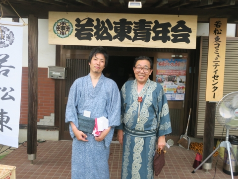 「若松東納涼祭」 (16)