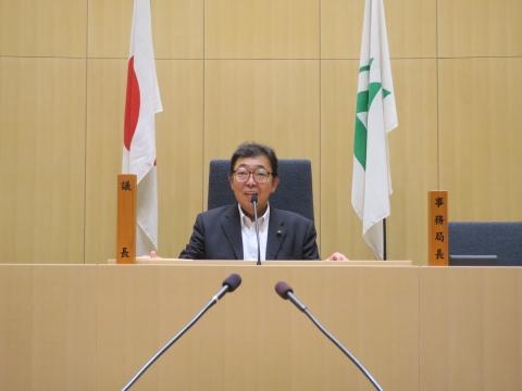 「富山県議会・薬事総合研究開発センター」視察②
