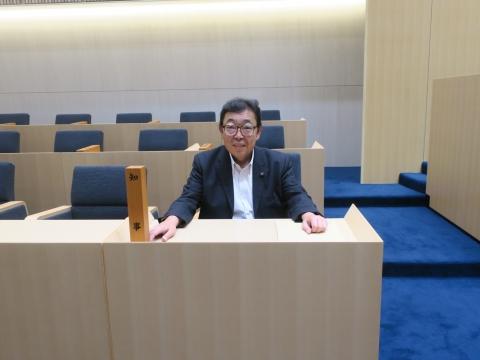 「富山県議会・薬事総合研究開発センター」視察③