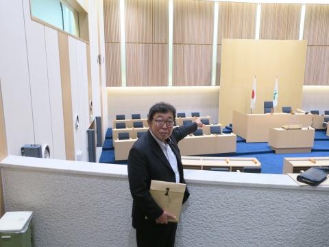 「富山県議会・薬事総合研究開発センター」視察⑥