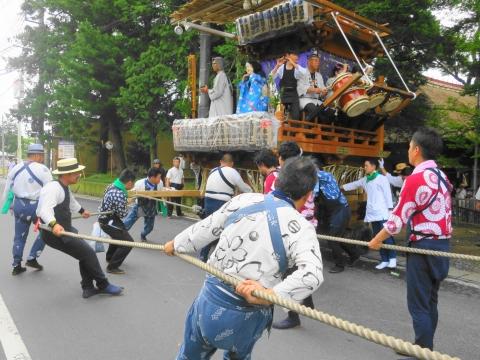 「高濱神社青屋祭」②