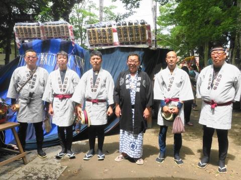 「高濱神社青屋祭」⑥