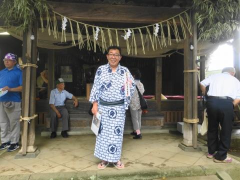「高濱神社青屋祭」⑨