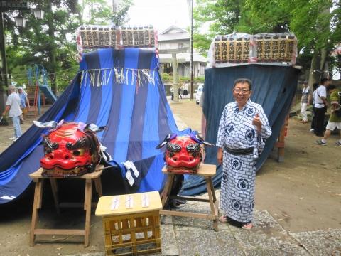 「高濱神社青屋祭」⑩