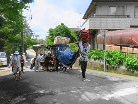 「高濱神社青屋祭」⑰