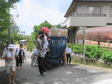 「高濱神社青屋祭」⑱