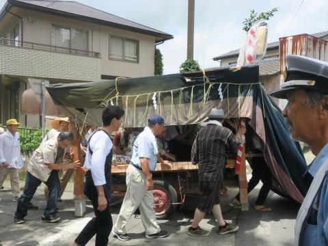 「高濱神社青屋祭」⑲