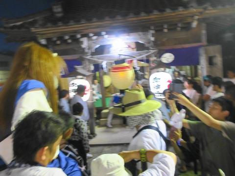 「柿岡八坂神社」祗園祭⑬