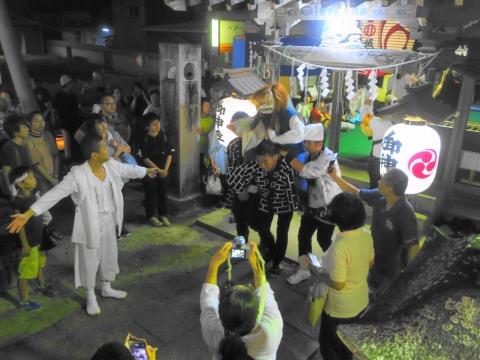 「柿岡八坂神社」祗園祭⑮