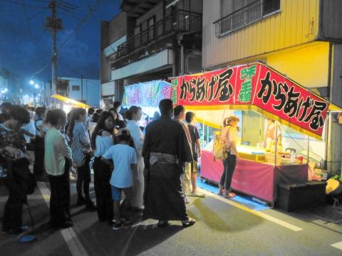 「柿岡八坂神社」祗園祭㉔