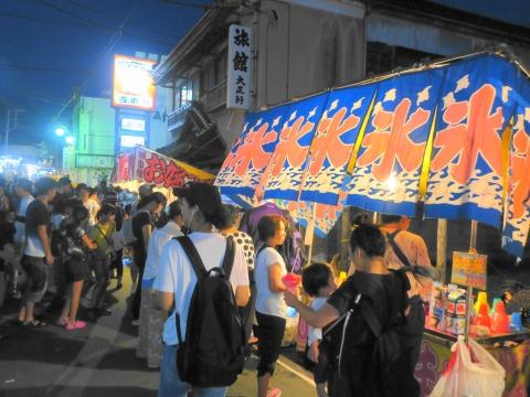 「柿岡八坂神社」祗園祭㉖
