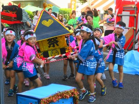 「ハートピア夏祭り」②