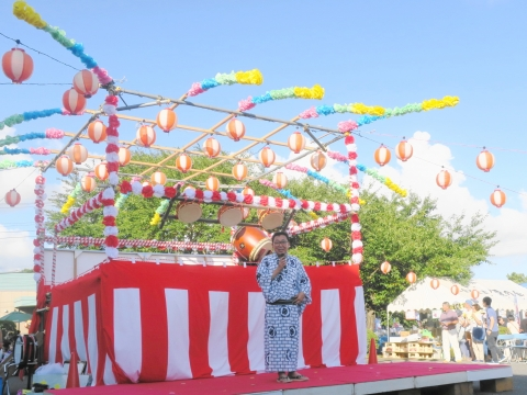 「ハートピア夏祭り」⑤