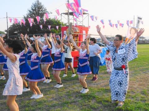 「納涼!石岡市民盆踊り大会」②
