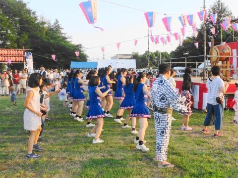 「納涼!石岡市民盆踊り大会」③