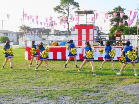 「納涼!石岡市民盆踊り大会」⑪