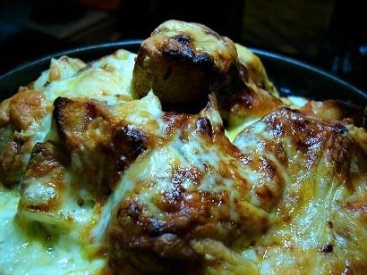 ポテトチーズ焼き1