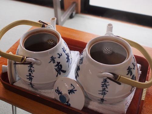 500茶礼のお茶2