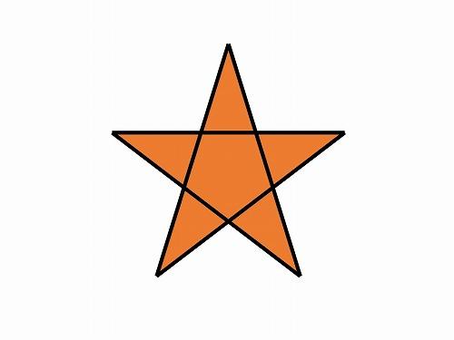 500ブログ 星の書き方1