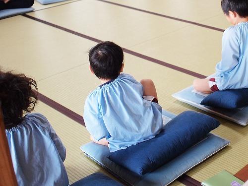500坐禅体験180401