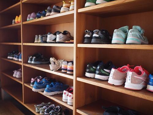 500子供の靴
