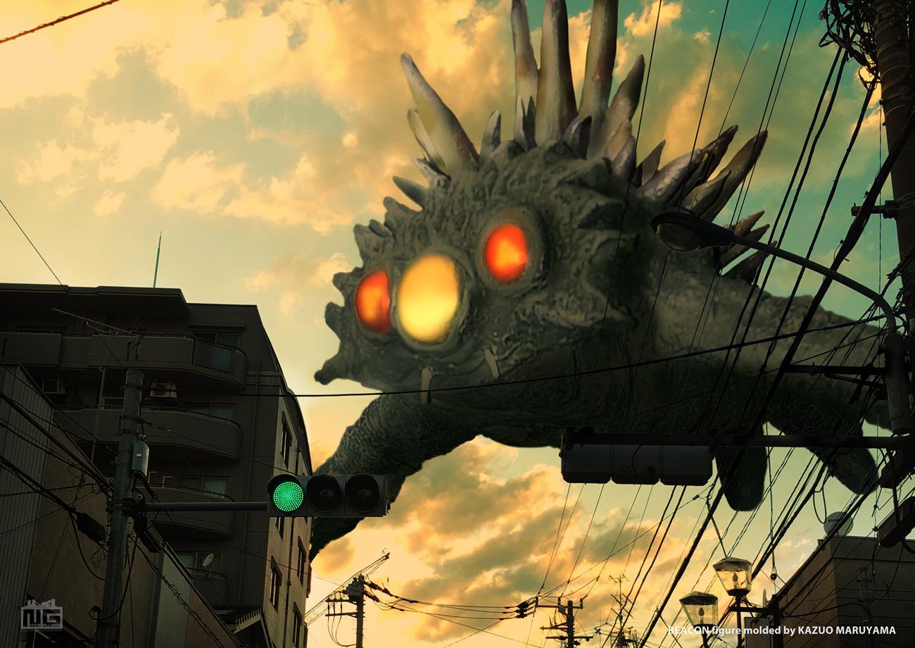 【デジラマ】「怪獣チャンネル」〜帰ってきたウルトラマン