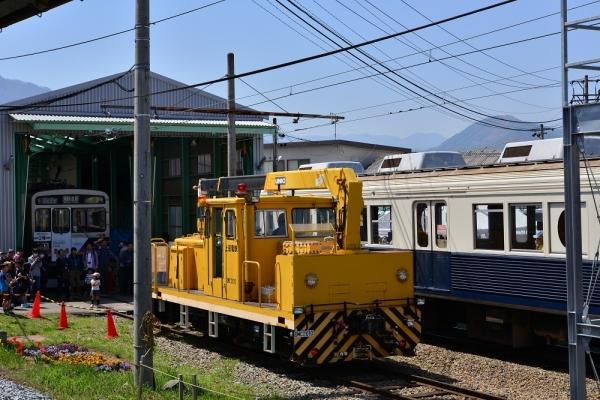 2018年4月21日 上田電鉄別所線 下之郷 DMC2010/7200系7255編成