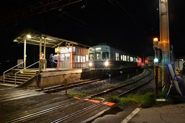 2018年4月27日 上田電鉄別所線 下之郷 7200系7255編成