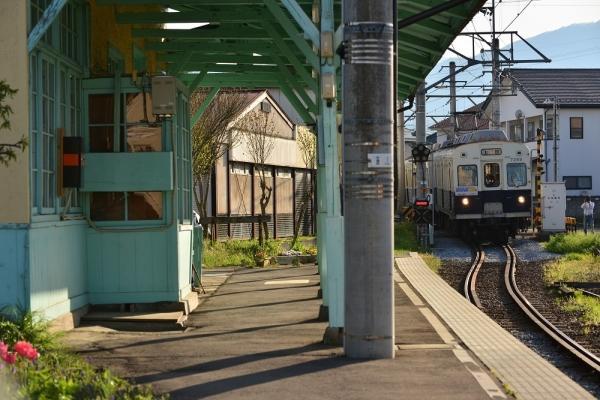 2018年4月28日 上田電鉄別所線 中塩田 7200系7255編成
