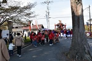 在所の祭り2018
