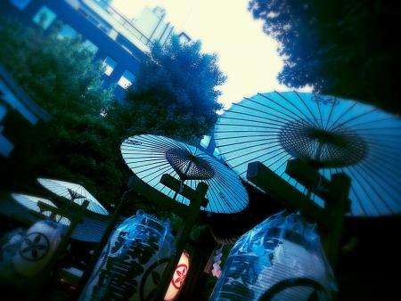太田姫稲荷神社例大祭