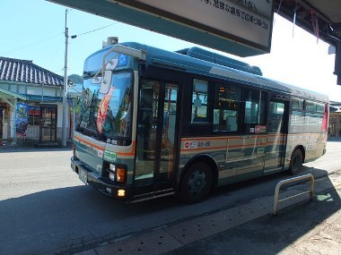 2中津川行始発0601