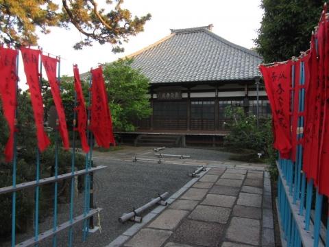 徳源寺本堂