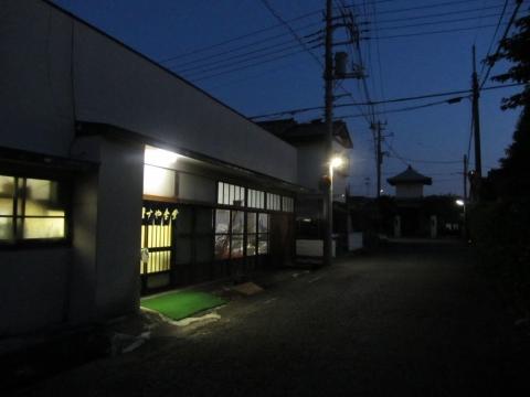 清梵寺参道