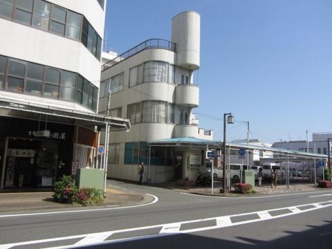 中村脇本陣跡