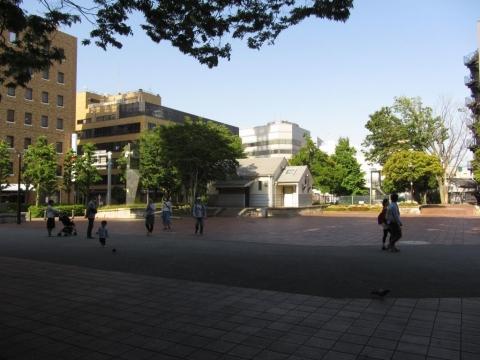 沼津城本丸跡