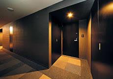 タワマン 玄関廊下2