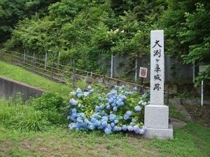 180719大渕ヶ鼻城跡