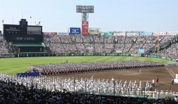 絵日記8・5高校開幕