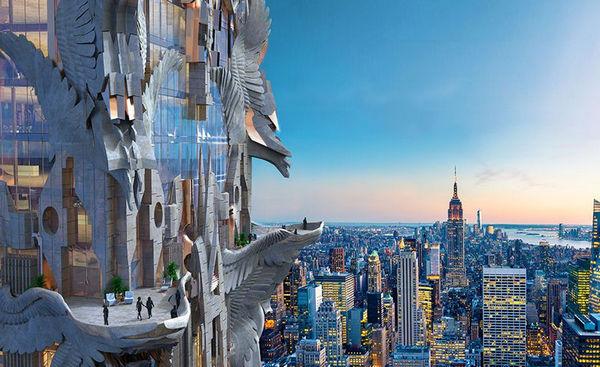 ニューヨーク マンション FF