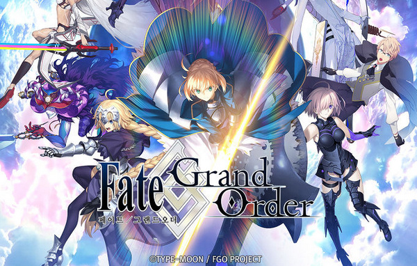 天野喜孝 FateGO FGO Fate Grand Order