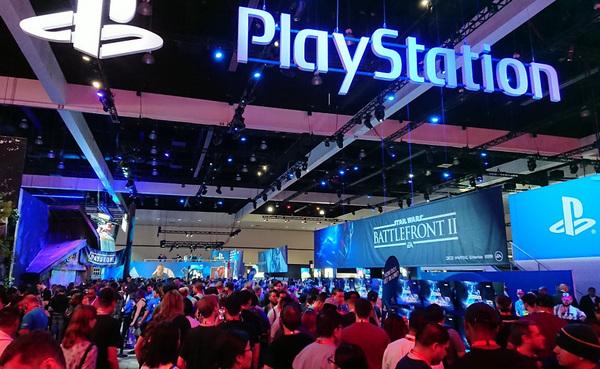 E3 PlayStation Sony