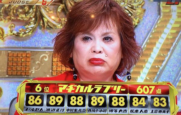 上沼恵美子 M-1グランプリ