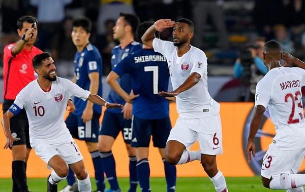 アジアカップ 日本代表 カタール