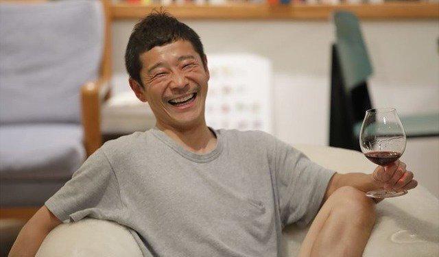 ゾゾタウン 前澤友作